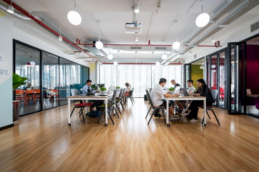 5 lý do doanh nghiệp cần phải thuê văn phòng chia sẻ quận 1